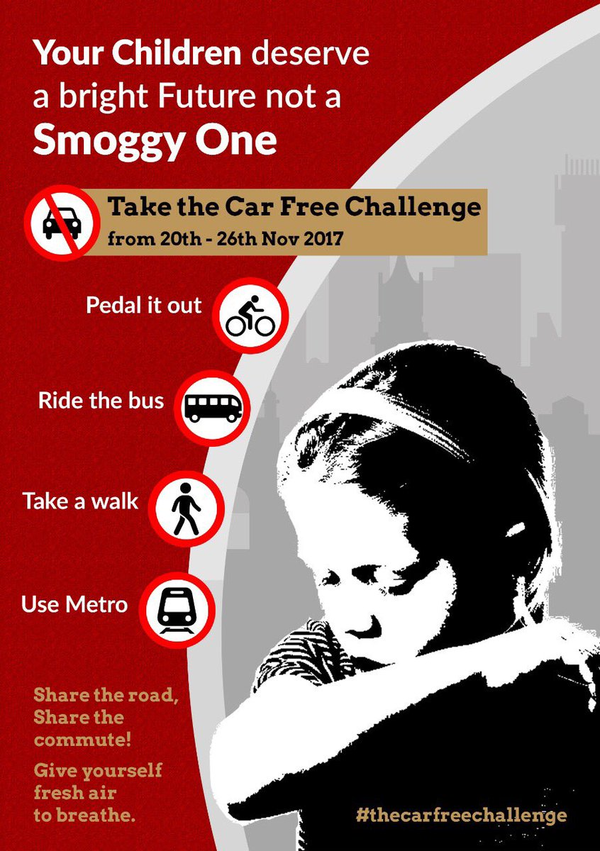 Week-long Car-free Challenge