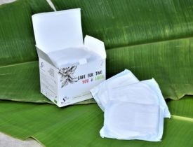 From Plastic to Banana Fibre, sanitary pads,These Comfortable Sanitary Pads Degrade in just 6 Months!, plastic pads,Comfortable Sanitary Pads,saathi, banana skin fibres,biodegradable sanitary pads, v,