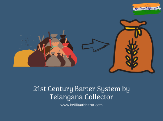 garbage café in Chhattisgarh, Give 1 Kg Plastic Waste To Get 1 Kg Rice, inspiration, Give 1 Kg Plastic Waste To Get 1 Kg Rice,inspirational, inspirational idaes, inspirational stories, plastic pollution, plastic waste, Rice, Telangana Collector, true inspiration