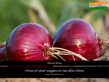 Prices of other veggies on rise after Onion