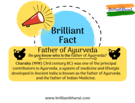 Who is the father of Ayurveda