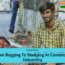 From begging on Chennai roads to studying at Cambridge University, Jayavel's journey is purely inspirational for every youth