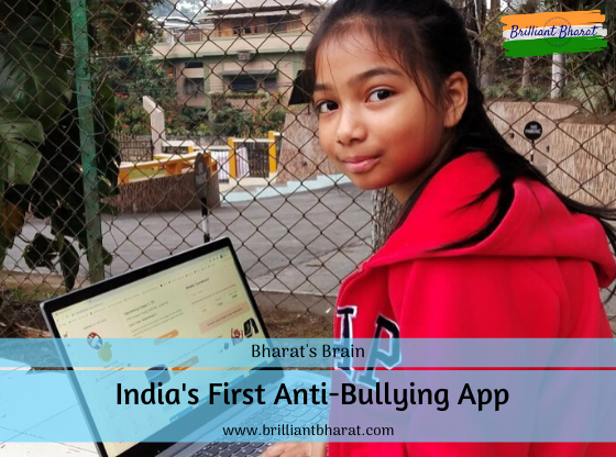 India's First Anti-Bullying App